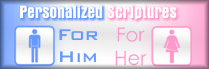feature personalized scriptures